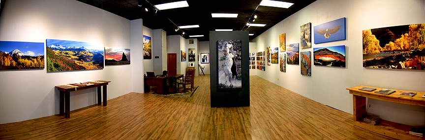 wildshots gallery in Durango CO